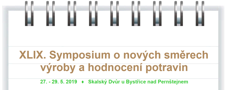 CzechFoodChem 2019