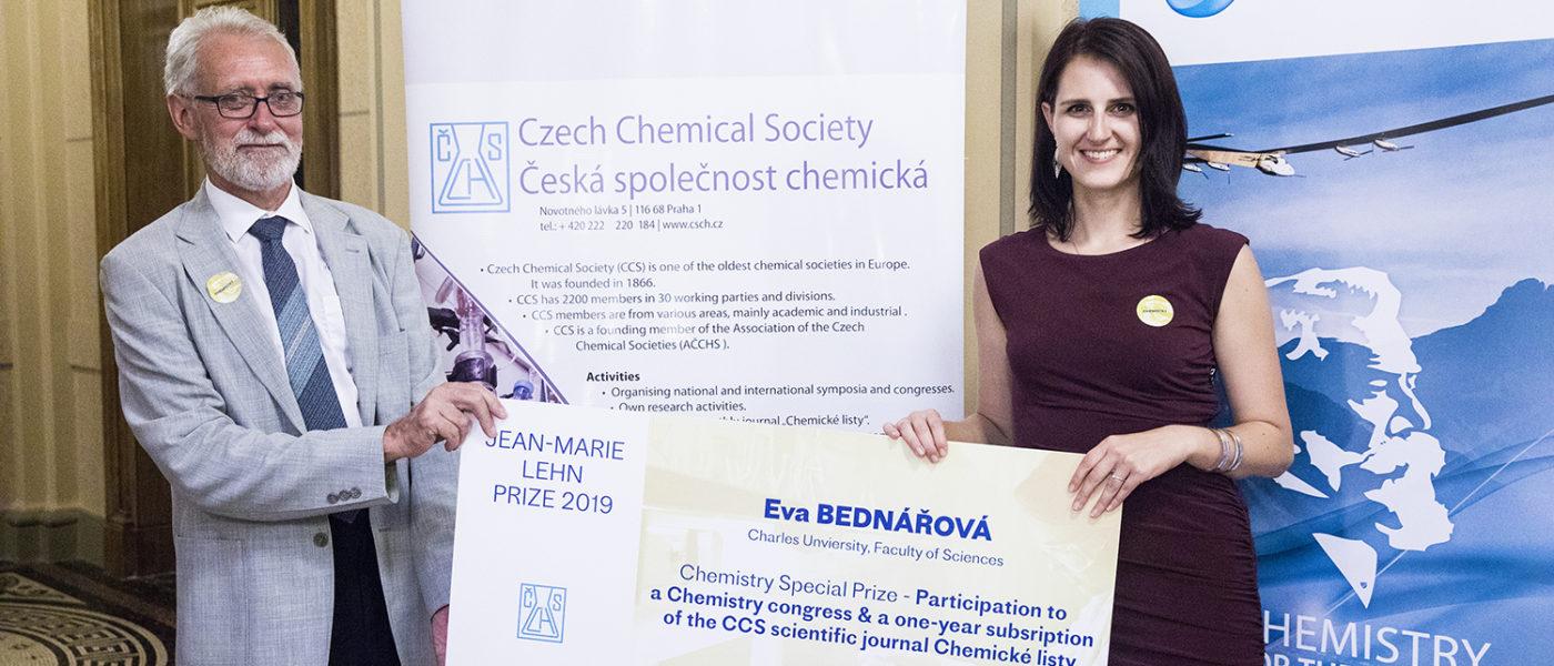 Cena České společnosti chemické